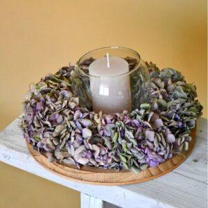 Fatálas hortenzia dekor